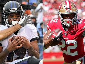 Watch: Fabiano's PPR projections for Week 3 fringe players