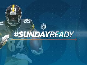 Watch: Antonio Brown: Sunday Ready