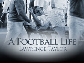 Watch: 'A Football Life': Lawrence Taylor still can't bear watching Joe Theismann injury play