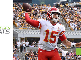 Watch: Next Gen Stats: What makes Mahomes so dynamic?