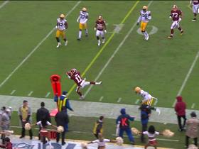 Watch: Alex Smith dives for first down on third-and-7