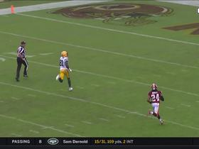 Watch: Can't-Miss Play: Rodgers AIRS it out to Allison on 64-yard TD