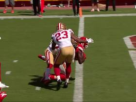 Watch: Watkins makes multiple defenders miss on his first Chiefs TD