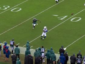 Watch: Andrew Luck steps up in pocket, delivers ball to T.Y. Hilton for 29 yards