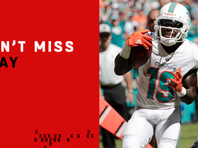 Watch: Can't-Miss Play: Dolphins unveil new trick play for 52-yard TD