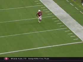 Watch: Bradford lofts pass to unmarked Ricky Seals-Jones for 35-yard TD