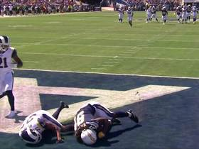 Watch: Can't-Miss Play: Mike Williams hauls in TD with Marcus Peters all over him