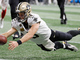 Watch: Brees powers through for game-winning rush TD in OT