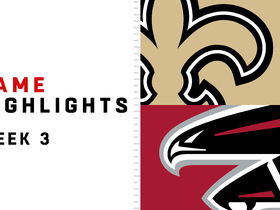 Watch: Saints vs. Falcons highlights | Week 3