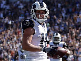 Watch: Kupp refuses to go down on 53-yard TD