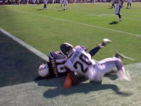 Watch: Mike Williams dives for second TD catch of game
