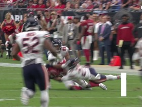 Watch: Can't-Miss Play: Sherrick McManis dives for spectacular interception