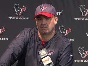 Watch: Bill O'Brien: 'Play-calling has been terrible'