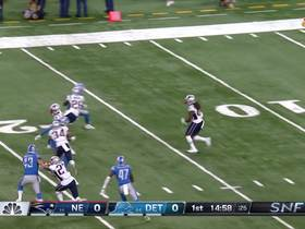 Watch: Cordarelle Patterson takes punt return 45 yards to start the game