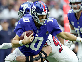 Watch: Aerial footage of Watt's big-time sack on Eli | True View