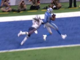 Watch: Stafford launches it deep to Jones for a 33-yard TD