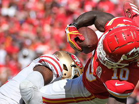 Watch: L.T. explains why Chiefs offense can't stay this hot