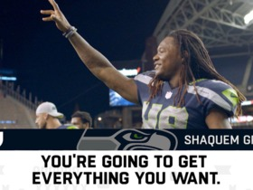 Watch: Shaquem Griffin NFL 360 Follow Up