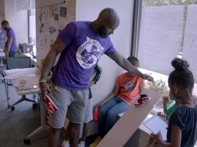 Watch: Malcolm Jenkins leads on and off the field | NFL Films Presents