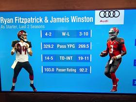 Watch: Schrager: Jameis has to 'take job' from Fitzpatrick to be starter again