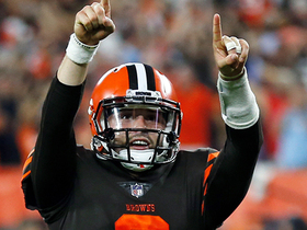 Watch: Will Baker Mayfield win his first career NFL start?