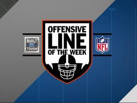 Watch: Ford Offensive Lines of the Week nominees | Week 3
