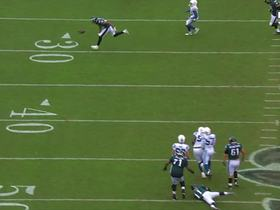 Watch: Jabaal Sheard receives defensive holding on big 4th down