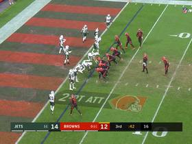 Watch: Browns pull off the 'Cleveland Special' | True View