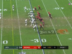 Watch: Jarvis Landry hauls in contested highlight-reel grab | True View