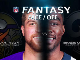 Watch: Better Week 4 fantasy option: Adam Thielen or Brandin Cooks?