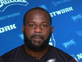 Watch: Cox: Defensive tackles sometimes aren't appreciated in this league