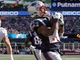 Watch: Tom Brady drops dime under pressure to James White for 14-yard TD