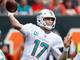Watch: Tannehill lofts perfect throw to Kenyan Drake for TD