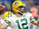 Watch: Rodgers lobs perfect pass to Lance Kendricks for TD
