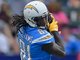 Watch: Rivers darts pass to Mike Williams in middle of field for 26 yards