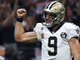 Watch: Drew Brees lofts rainbow TD pass to Josh Hill