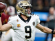 Watch: Brees drops dime to Tre'Quan Smith for third TD