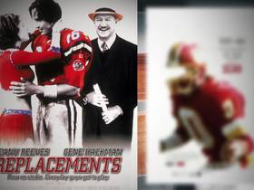 Watch: The inspiration behind 'The Replacements' | NFL Films Presents