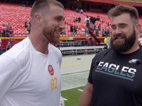 Watch: The Kelce Brothers | NFL Films Presents