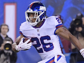 Watch: Saquon unleashes second-longest rush of 2018 so far