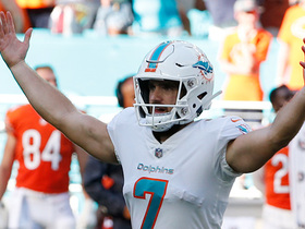 Watch: 'Fins top Bears after wild finish in OT