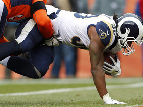 Watch: Gurley scores second rushing TD of game