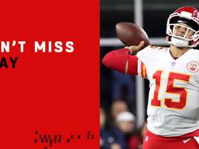 Watch: Can't-Miss Play: Mahomes launches 67-yard TD to Hunt