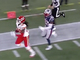 Watch: Tremon Smith comes up CLUTCH with  97-yard kick return