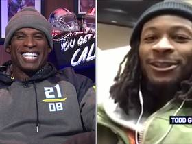 Watch: Prime calls Gurley to tell him he's 'the best back in the league'