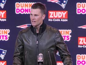Watch: Patriots postgame press conference