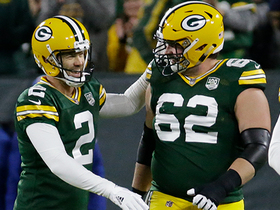 Watch: Mason Crosby goes the distance with 51-yarder