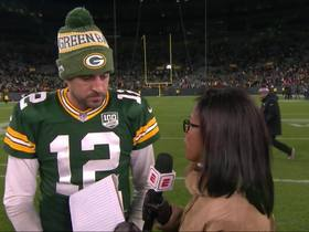 Watch: Rodgers: 'We're going to find out what kind of team we are'