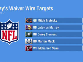 Watch: Kay Adams' Week 7 waiver-wire targets