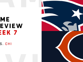 Watch: Patriots vs. Bears | Week 7 Preview
